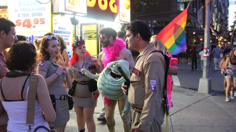 West Village Ghostbusters